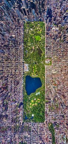 Nueva York vista desde arriba. #amazing #foto