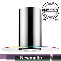 Built-In Kitchen Appliances ; ovens, hobs, microwave, dishwasher, kitchen extractor and many more from Newmatic. Kitchen Hood Design, Kitchen Hoods, Modern Kitchen Cabinets, Buy Kitchen, Modern Kitchen Design, Kitchen Sink, Kitchen Appliances, Island Extractor Hoods, Best Cooker