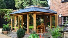 Oak Garden Room Exterior View