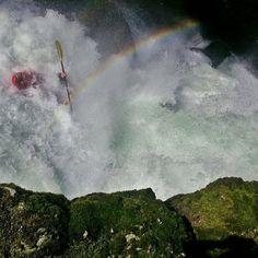 kayaking beauty
