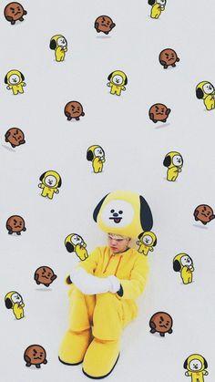 Suga se ve tan lindo ^-^ Bts Wallpaper Desktop, Boys Wallpaper, Cute Wallpapers, Bts Chibi, Bts Lockscreen, Yoonmin, Bts Jimin, Bts Bangtan Boy, Bts Backgrounds