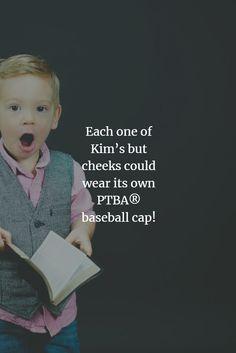 PTBA® Baseball Caps Versus Kim Kardashian's Butt Big News, Baseball Caps, Kim Kardashian, American, Stuff To Buy, Baseball Hats, Baseball Cap
