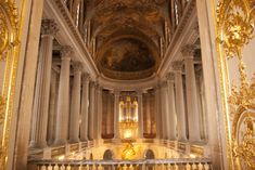 De koninklijke kapel van Versailles Versailles, Tower, Vans, Building, Ile De France, Rook, Computer Case, Van, Buildings