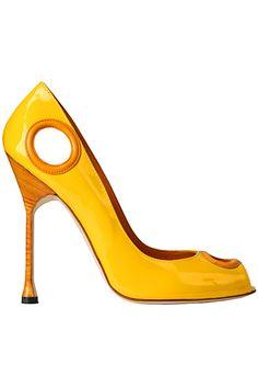 Foot fetish: Manolo Blahnik Fall Winter 2012 shoe collection