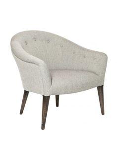 Hom Helen Occasional Chair design by Aidan Gray
