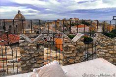 Город Сикулиана и средневековая крепость Кьярамонте