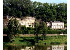 This Tours house, nestled up against a cliff, dates back to the 18th century. The Loire river snakes past lazily or choppily, depending on its mood, and the Hautes Roches hotel is carved straight out of the rock face. If you're looking for a truly relaxing cave-chic break in a property with a difference, come down to Loire country for a sun-drenched riverside break like no other