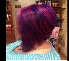 Pravana hair color Vineland. Nj #showmeyourvivids