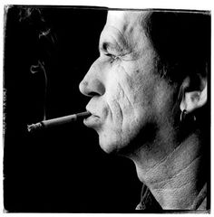 Steve Pyke. Photography that makes you stare... and Keith Richards is pretty cool too.