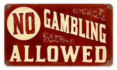 Glittered Casino Jackpot Sign (Sold Individually) | Fiesta ... |Casino Funny Signs