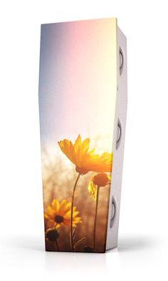 Dutch Funeral Design - Bloemen - Coffin Sunflower