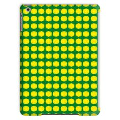 Green & Yellow Tablet Case