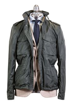 5cee7149ea The field jacket is possibly the most versatile and practical...  Terepkabát, Stílusos