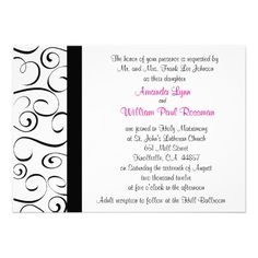 ReviewBlack and White Flourish Wedding InvitationWe provide you all shopping site and all informations in our go to store link. You will see low prices on