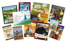 Reading through History IV Living books - pioneer days 1800-1850