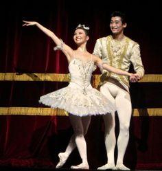 Yuhui Choe and Ryoichi Hirano, Sleeping Beauty