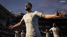 FIFA 20 ratings on Monday, but some have leaked early including the best players from teams like Real Madrid, PSG, and Manchester United Fifa 100, Lionel Messi, Messi Gif, Champions League, Uefa Champions, Chelsea Football Club, Fc Chelsea, Toni Kroos, Iker Casillas