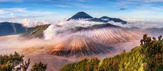 Bromo Volcano, Indonesia - Jigsaw Puzzle By Castorland Puzzles 3d, Planet S, Parc National, Mount Rainier, Waterfall, Landscape, Travel, Outdoor, Products