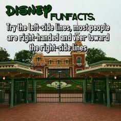 Disney fact Disneyland