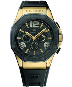 TOMMY HILFIGER Eton Black Rubber Strap Η τιμή μας: 199€ http://www.oroloi.gr/product_info.php?products_id=33719