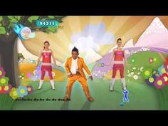 Baile-ejercicio para niños-  Mah Na Mah Ma