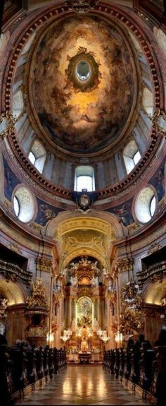 St. Peter's Church Vienna Austria