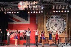 British Invasion Stage