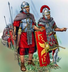 Roman Legion in Gaul