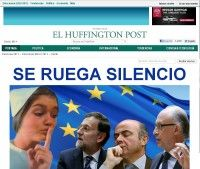 """""""Bienvenidos a El Huffington Post"""""""
