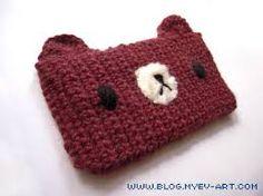 modèle housse de téléphone crochet - Recherche Google