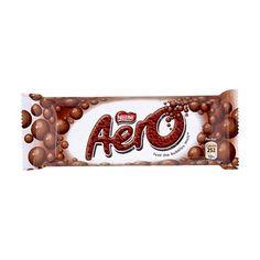 Nestle Aero Milk Chocolate Bar is creamy smooth milk chocolate with bubbles. - $1.40