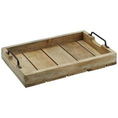 Tálca Bbq - Fa (45,6/30,6/13,2cm) Bbq, Tray, Wood, Crafts, Home Decor, Barbecue, Manualidades, Decoration Home, Barrel Smoker