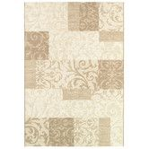 Found it at Wayfair - Marina Cyprus Oyster/Pearl Area Rug