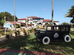 Al Capone's House, now a restaurant; Varadero, Cuba