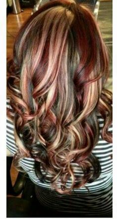 How to highlight and lowlight your hair at home using aluminium a month in hair colors pmusecretfo Images