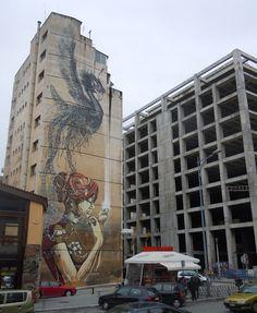 street art thessaloniki -