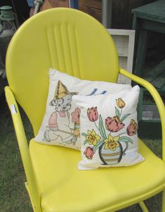 I have been looking for these chairs...they are hard to find...and when you find them...the cost an arm and a leg