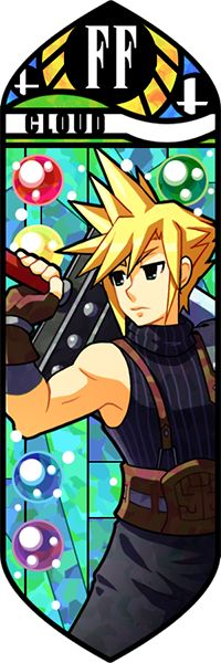 Cloud from Final Fantasy VII makes his way to Smash Bros. EDIT: WHAT DID I TELL YOU ABOUT WAITING FOR LOGO ====================================================================== You can find other ...