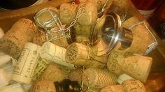 Too much wine? Champagne Corks, Wine, Food, Essen, Meals, Yemek, Eten