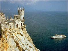 Swallow's Nest—Crimea, Ukraine