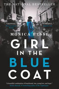 Monica Hesse - Girl in the Blue Coat