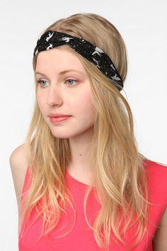 Dancing Sparrow Headwrap  #UrbanOutfitters