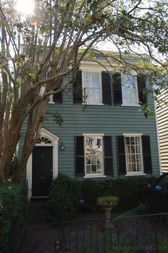House of Turquoise: Turquoise in the Lowcountry