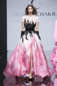 See all the looks from Georges Chakra Haute Couture Fall/Winter Georges Chakra, Fashion Week, Runway Fashion, Fashion Show, Live Fashion, Fall Fashion, Style Couture, Haute Couture Fashion, Marchesa