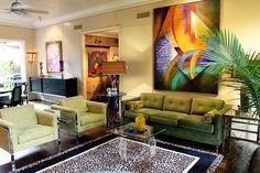 Modern Living Room  www.Twineinteriors.com