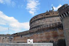 Castel Sant'Angelo en Roma, Lazio