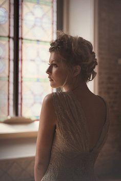 Smock Alley bride