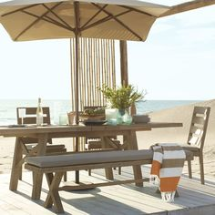 Jardine Expandable Dining Table