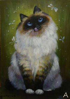 Персональная галерея работ и картин для продажи художника Панина Кира Борисовна