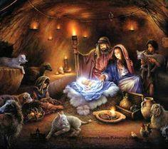 Jesus is born #merrychristmas #happybirthday  #nativity